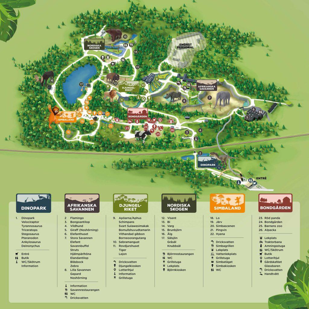 borås-djurpark-karta